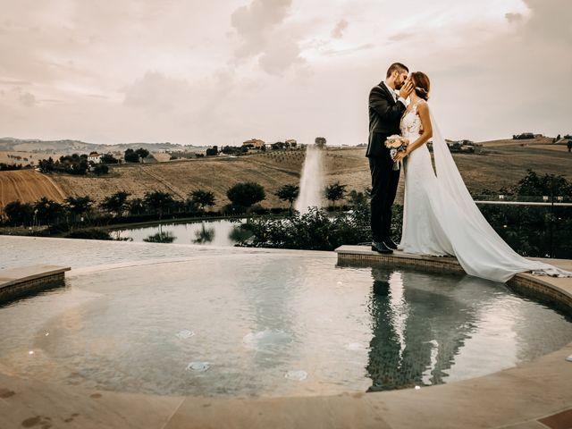 Il matrimonio di Lara e Gabriele a Senigallia, Ancona 78