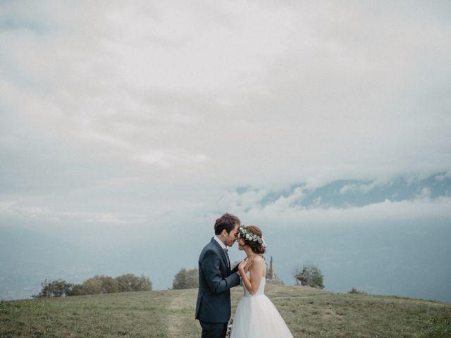 Le nozze di Clara e Matthieu