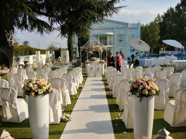 Il matrimonio di Michele  e Chiara a Legnano, Milano 1