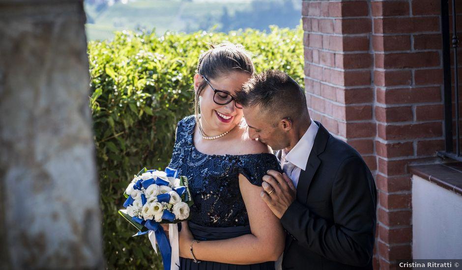 Il matrimonio di Claudio e Francesca a Carmagnola, Torino