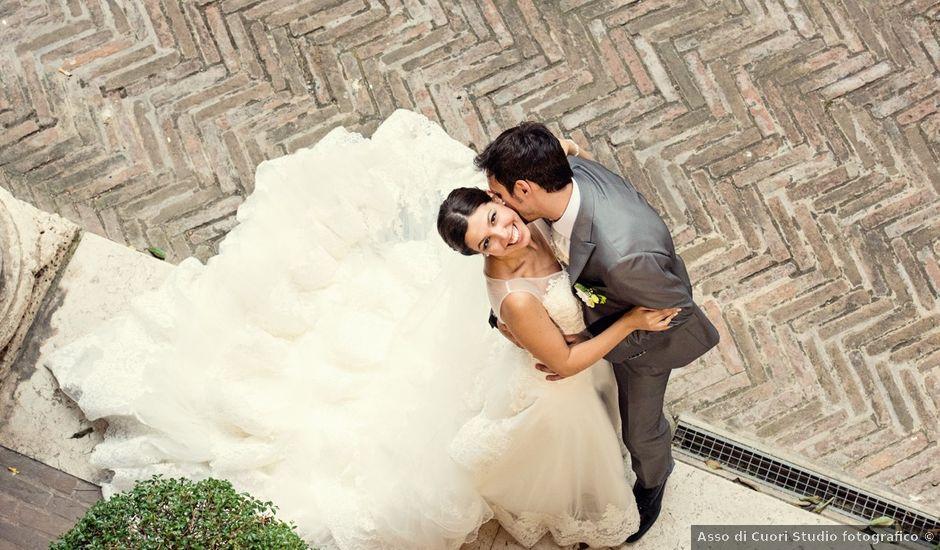 Il matrimonio di Andrea e Stefania a Ferrara, Ferrara
