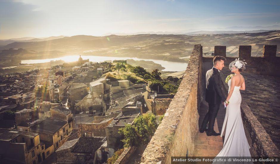 Il matrimonio di Gaspare e Chiara a Naro, Agrigento