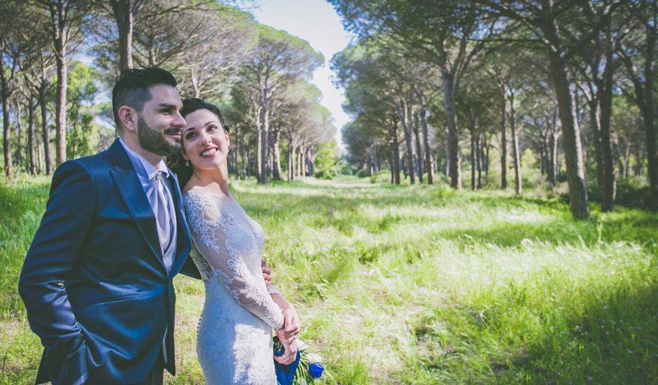 Il matrimonio di Samuele e Carla a Sanluri, Cagliari