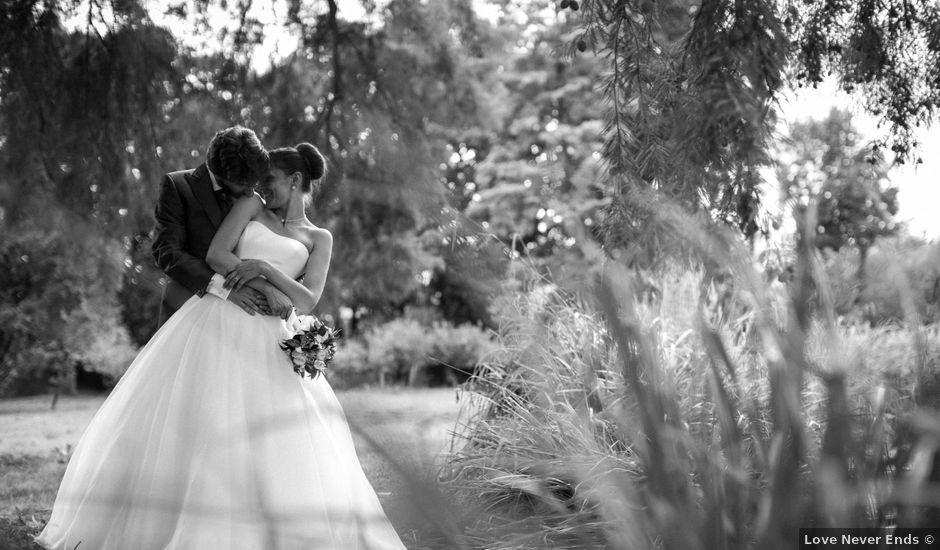Il matrimonio di Derek e Elena a Nove, Vicenza