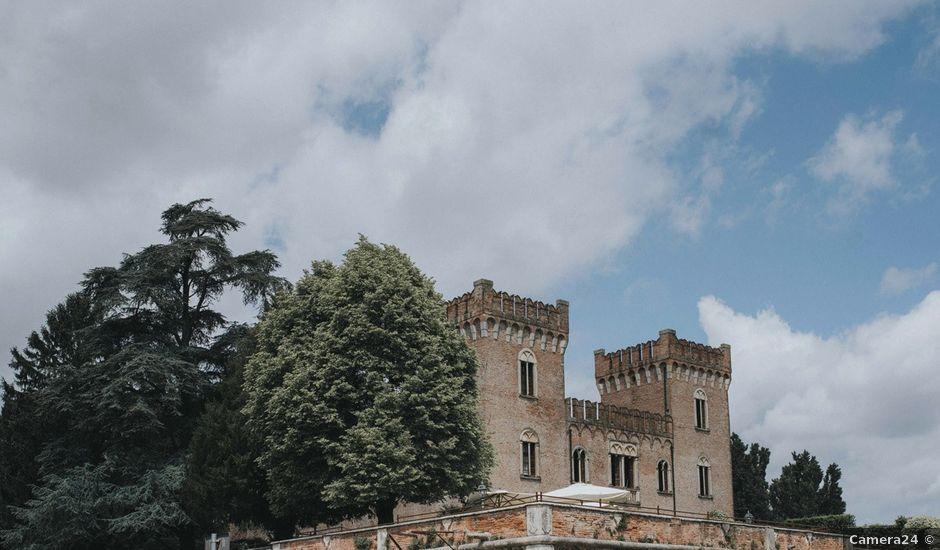 Il matrimonio di Rudi e Laura a Bevilacqua, Verona