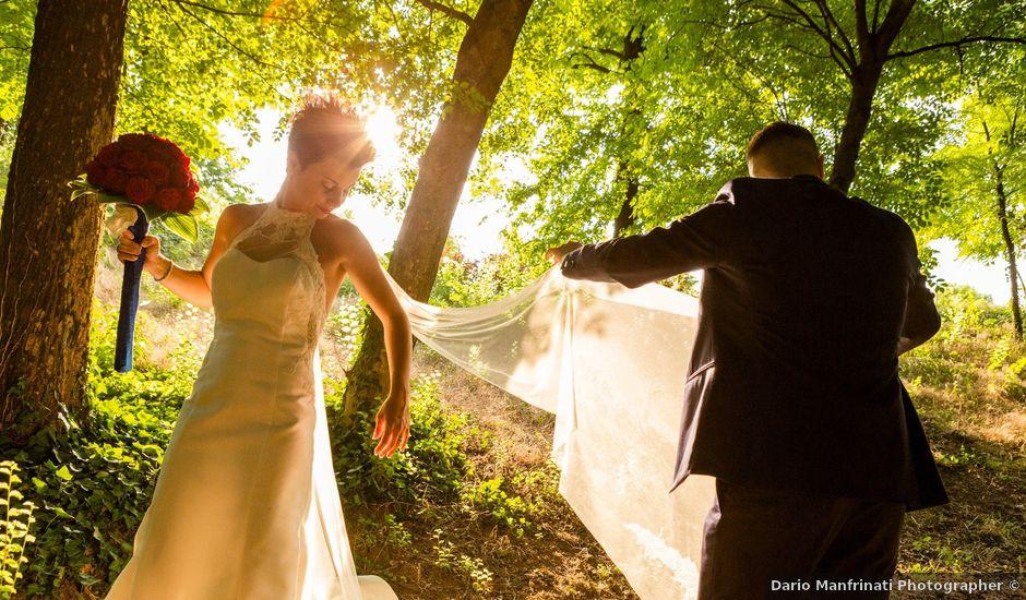 Il matrimonio di Riccardo e Martina a Caldiero, Verona