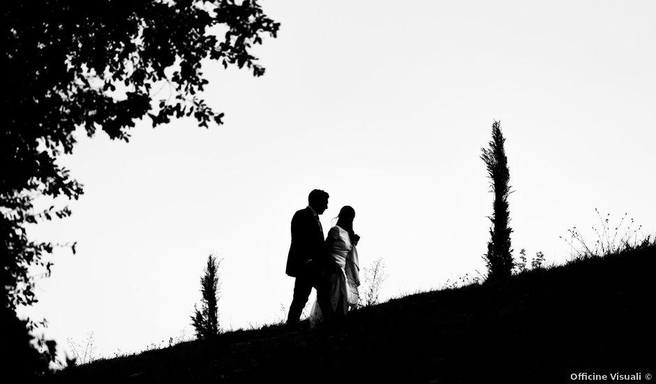 Il matrimonio di Giulia e Andrea a Rieti, Rieti
