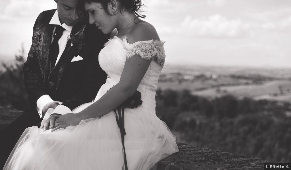 Il matrimonio di Cristiano e Giulia a Chiaravalle, Ancona