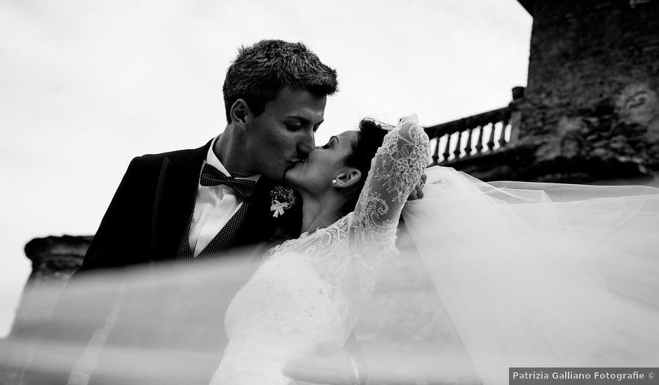 Il matrimonio di Gasper e Daniela a Manta, Cuneo