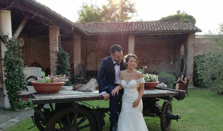 Il matrimonio di Cristian  e Corinne a Cervignano d'Adda, Lodi