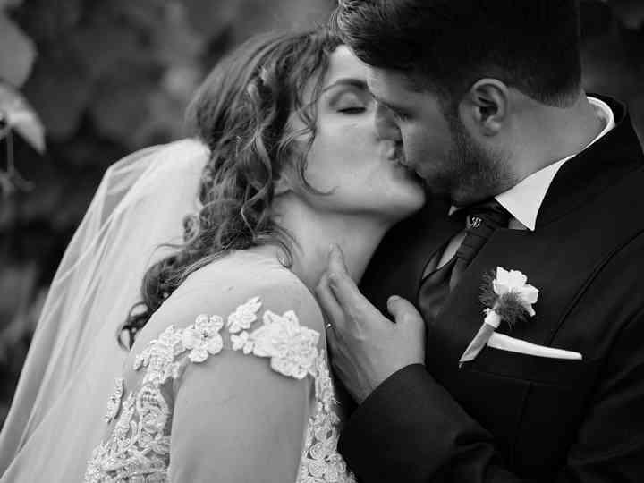 Le nozze di Alessia e Egidio