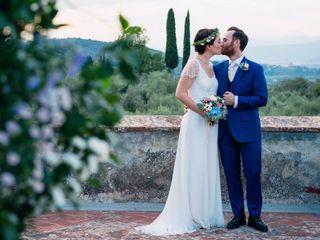 Le nozze di Clementina e Davide