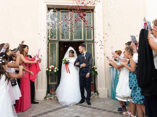 le nozze di Priscilla e Federico 2