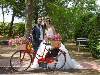 Le nozze di Roberta e David