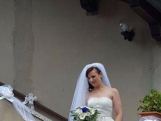 Le nozze di Giacomo e Giulia 1