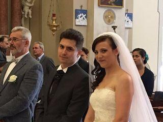 Le nozze di Giacomo e Giulia