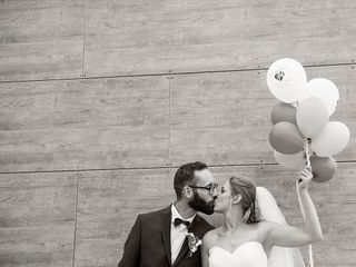 Le nozze di Andrea e Miguel