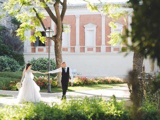 Le nozze di Davide e Chiara