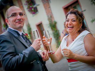Le nozze di Fabio e Loredana