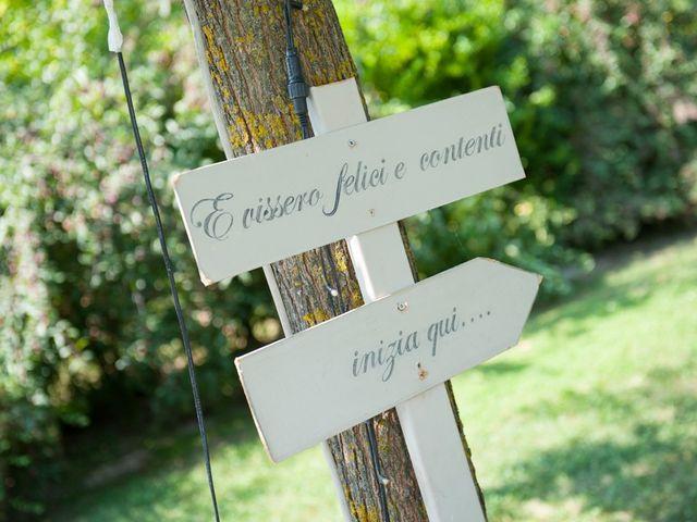 Il matrimonio di Fabio e Valentina a Asti, Asti 16