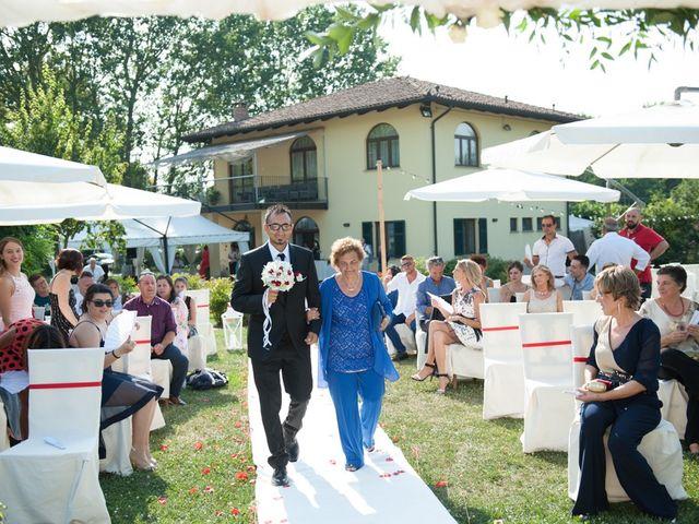 Il matrimonio di Fabio e Valentina a Asti, Asti 19