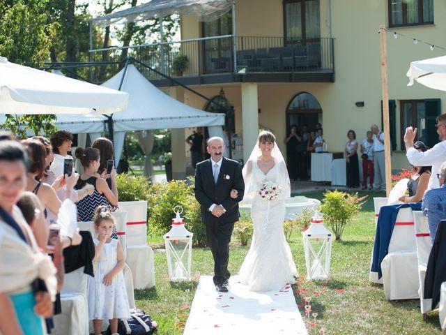 Il matrimonio di Fabio e Valentina a Asti, Asti 20