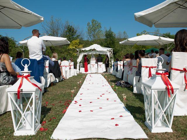 Il matrimonio di Fabio e Valentina a Asti, Asti 22