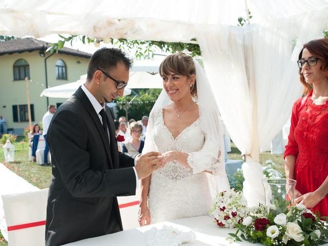 Il matrimonio di Fabio e Valentina a Asti, Asti 23