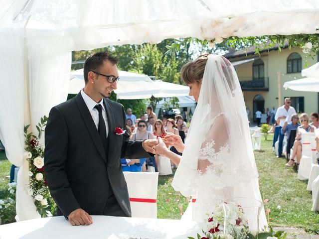 Il matrimonio di Fabio e Valentina a Asti, Asti 24