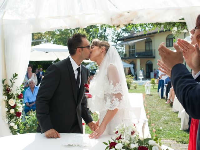 Il matrimonio di Fabio e Valentina a Asti, Asti 25