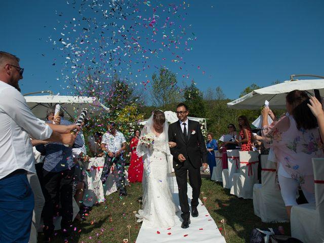 Il matrimonio di Fabio e Valentina a Asti, Asti 26