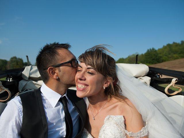 Il matrimonio di Fabio e Valentina a Asti, Asti 27