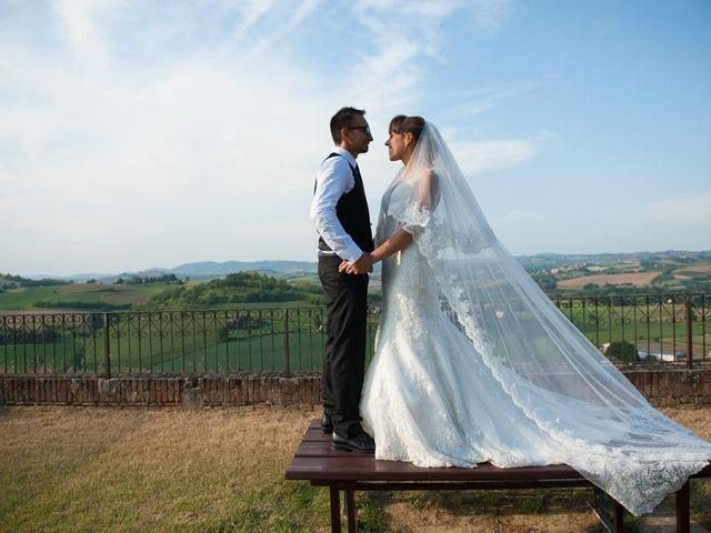 Il matrimonio di Fabio e Valentina a Asti, Asti 28