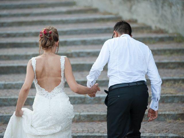 Il matrimonio di Fabio e Valentina a Asti, Asti 32