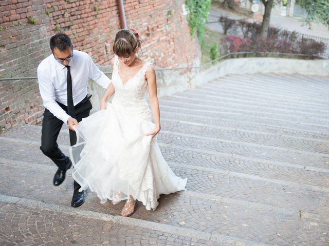 Il matrimonio di Fabio e Valentina a Asti, Asti 33