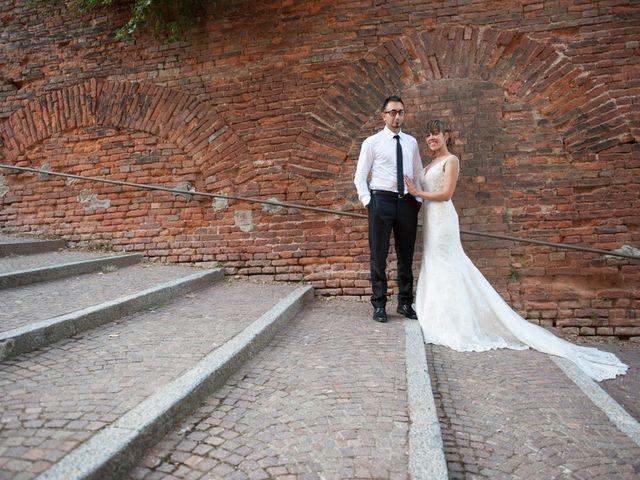 Il matrimonio di Fabio e Valentina a Asti, Asti 35