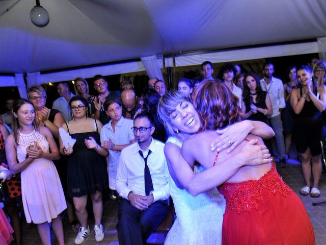Il matrimonio di Fabio e Valentina a Asti, Asti 50