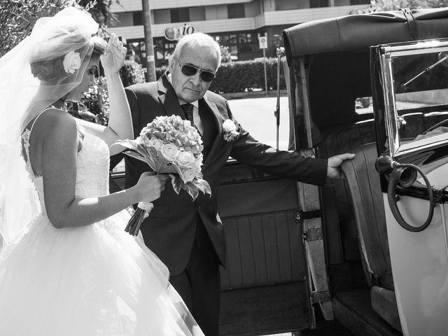 Il matrimonio di Massimo e Benedetta a Quarrata, Pistoia 26