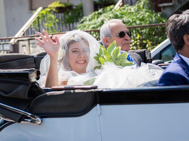 Il matrimonio di Massimo e Benedetta a Quarrata, Pistoia 28