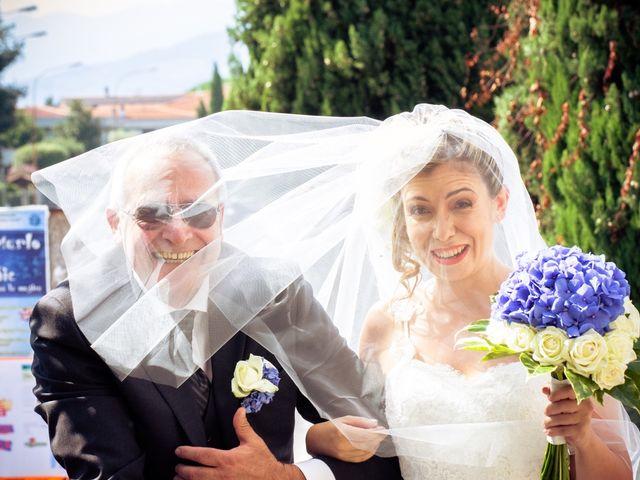 Il matrimonio di Massimo e Benedetta a Quarrata, Pistoia 30