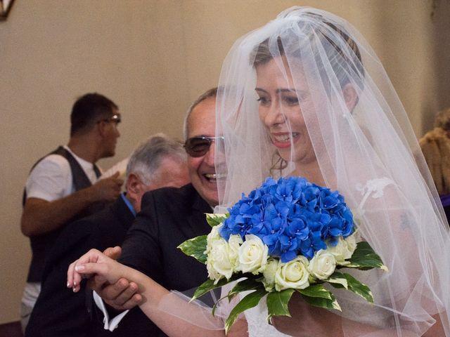 Il matrimonio di Massimo e Benedetta a Quarrata, Pistoia 32