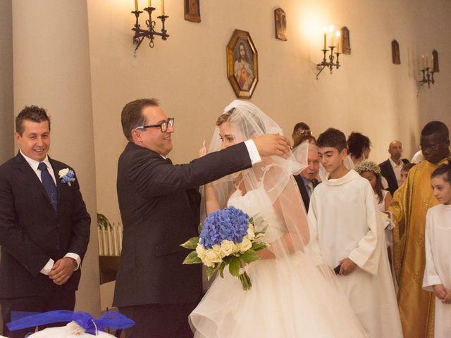 Il matrimonio di Massimo e Benedetta a Quarrata, Pistoia 33
