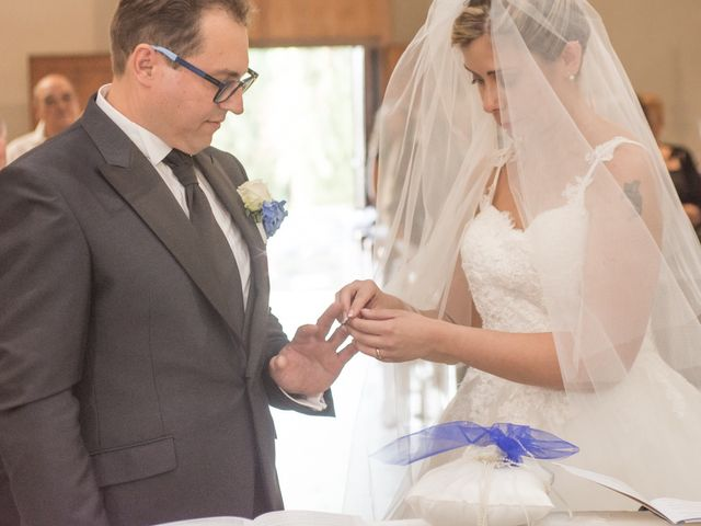 Il matrimonio di Massimo e Benedetta a Quarrata, Pistoia 39