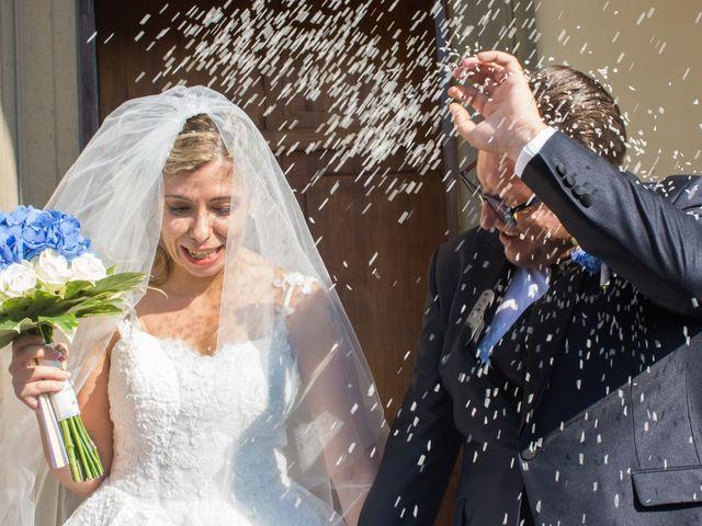 Il matrimonio di Massimo e Benedetta a Quarrata, Pistoia 42