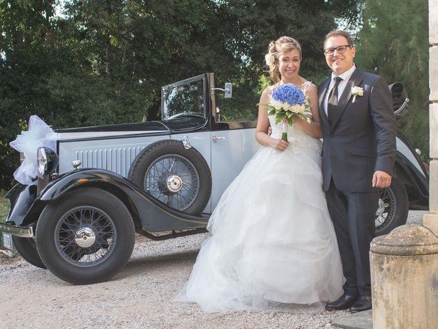 Il matrimonio di Massimo e Benedetta a Quarrata, Pistoia 45