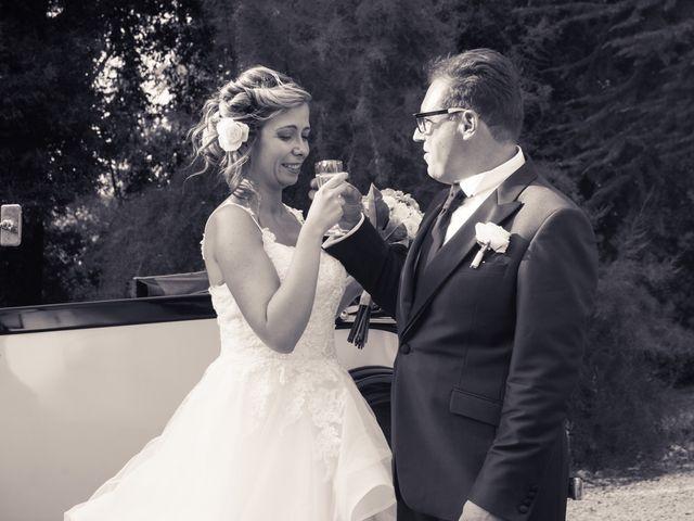 Il matrimonio di Massimo e Benedetta a Quarrata, Pistoia 46