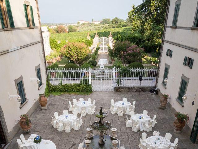 Il matrimonio di Massimo e Benedetta a Quarrata, Pistoia 52