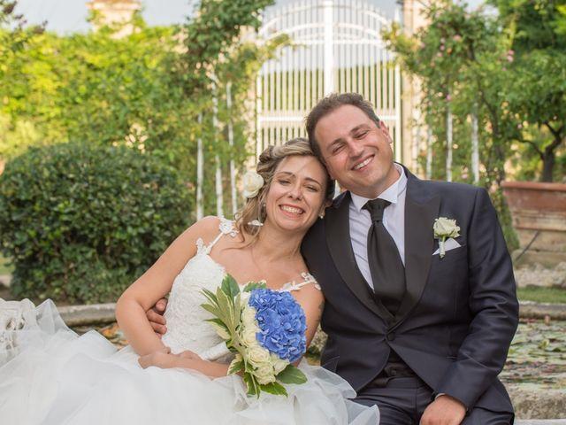 Il matrimonio di Massimo e Benedetta a Quarrata, Pistoia 58