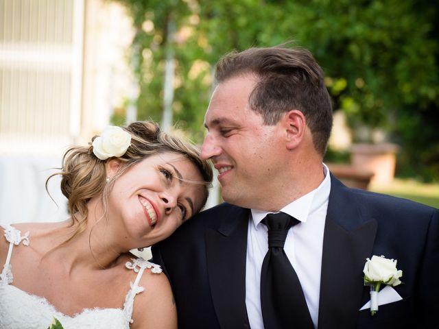 Il matrimonio di Massimo e Benedetta a Quarrata, Pistoia 59