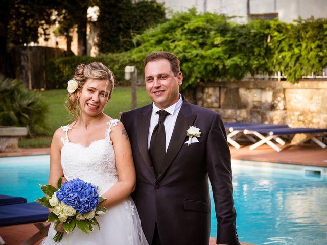Il matrimonio di Massimo e Benedetta a Quarrata, Pistoia 65